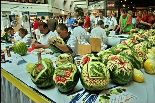 Watermelon Art Carvers..1