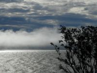 Fog out on Lake Superior - 1