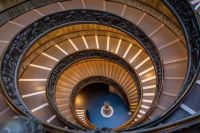 I've been here! Vatican spiral staircase