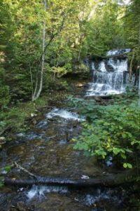 Wagner Falls - Munising, MI