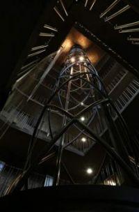 Astronomical Clock Interior