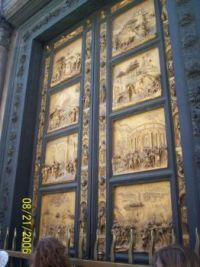 Ghiberti, Door of Paradise