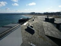 Kronborg from the roof.