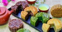 BánhTrungThu; 月餅 YuèBǐng : VietNamese & Chinese MoonCakes