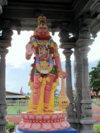 More of Trinidad ashram                         1764-001