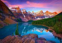 Moraine Lake Banff National Park Alberta