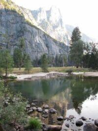 A Yosemite Reflection