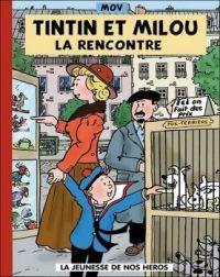 Tintin meets Milou (Terry)