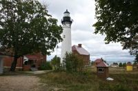 Au Sable Point Light Station - Pictured Rock National Lakeshore