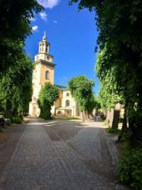 Maria Magdalena church - Stockholm