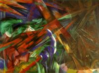 Fate of Animals by Franz Marc
