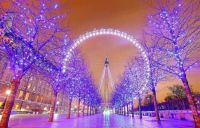 A Happy New Year from the London Eye