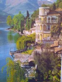 hotel aan het meer