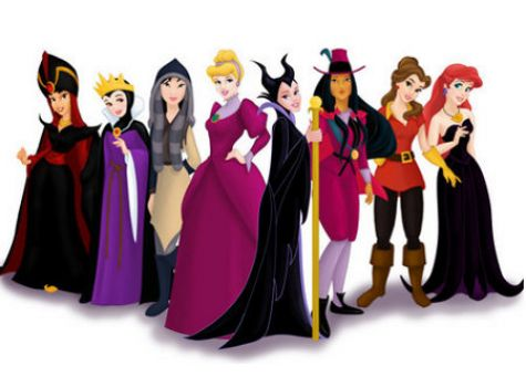 Princess Villains