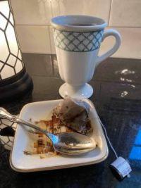 Lattice Mug Tea