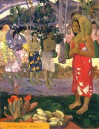 Paul_Gauguin_-_Ia_Orana_Maria
