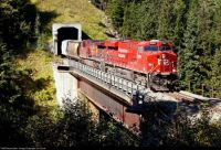 Canadian Pacific Railway Golden, BC