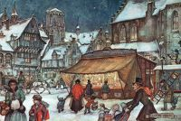 Dutch artist Anton Pieck #67