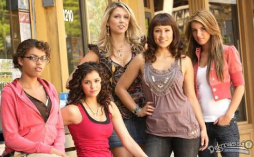 Degrassi girls