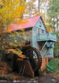 Golden Creek Mill -- South Carolina....