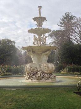 Fountain Carlton Gardens