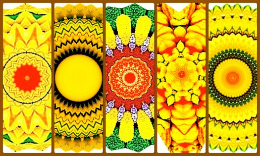 Mellow Yellow KaleidoBOARDS!
