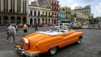 Cuban Car #16 - '51 Buick