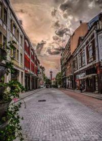 Varna city, Bulgaria