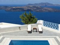 Santorini with a view