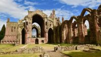 Melrose Abbey - 2