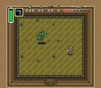 Theme #2: The Legend Of Zelda Bosses: Lanmola (second boss in A Link To The Past)