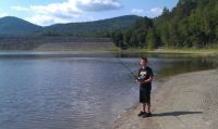 Fishing - Townshend Dam Vermont