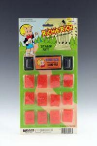 Richie Rich Stamp Set