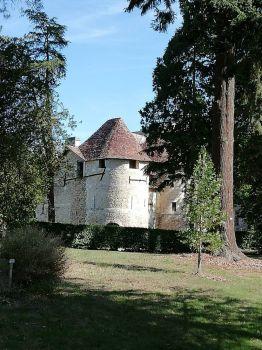 Chateau d'Harcourt, Normandy