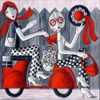 Mirota Artwork  -  'Deux pour une'