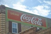 Coca Cola Ghost Sign 2