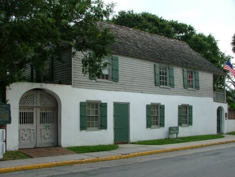 The Oldest House2