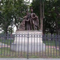 Historical Incident of Nov. 1764, Newark, NJ