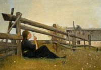 "Laurits Andersen Ring, ""In the Month of June"""
