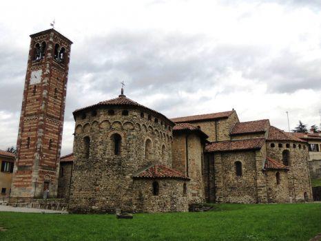 Basilica Agliate