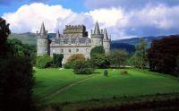 Inverary Castle, Scotland   6705
