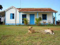 Farmhouse in Cuba, by Adam Jones, Ph.D