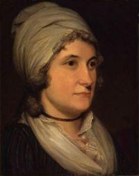 Anne Flaxman (née Denman), by Henry Howard (died 1847)