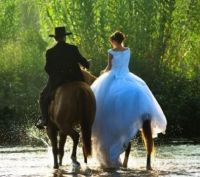 For Baylee - Wedding horseback ride