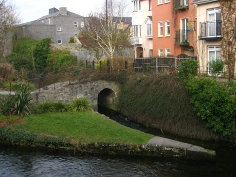 Canal in Galway