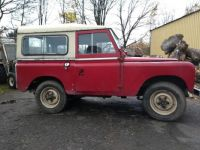 Land Rover series IIa 88""