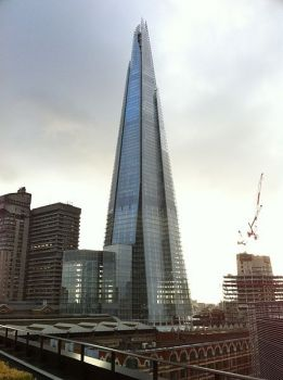 The Shard London II (courtesy Wikipedia)