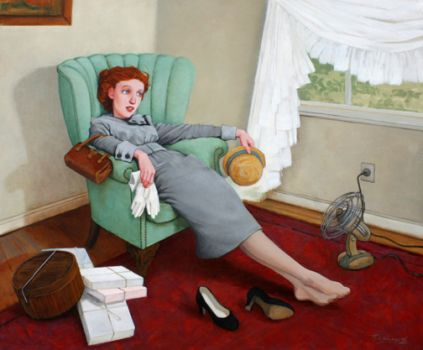 Fred Calleri - Pooped!!