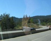 U-haul oops on the Coquihalla