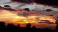 Agua Dulce Sunset 2021